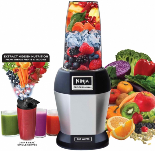 Picture 1 of the Nutri Ninja BL450.