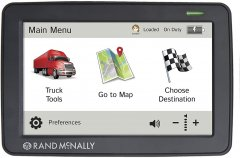 Rand McNally IntelliRoute TND 530 LM
