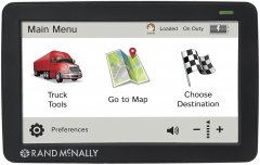 Rand McNally IntelliRoute TND 730 LM