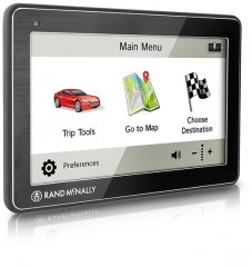 The Rand McNally Road Explorer 60, by Rand McNally