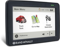 The Rand McNally TND 525, by Rand McNally