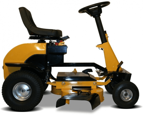 Picture 3 of the Recharge Mower G2-RM12.