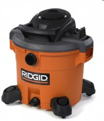 The Ridgid 12 Gallon, by Ridgid