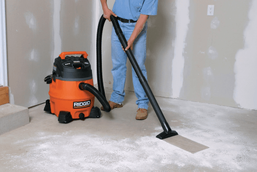 Picture 2 of the Ridgid WD1450.