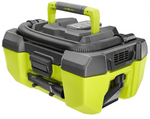Picture 1 of the RYOBI 18V ONE Plus 3 Gallon Wet Dry Vac.