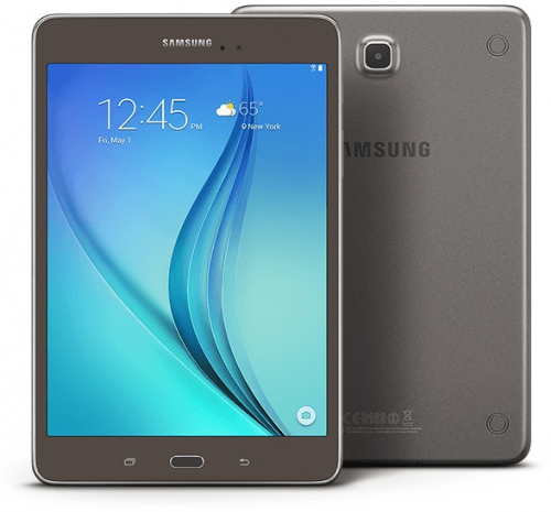 Picture 3 of the Samsung Galaxy Tab A 8.