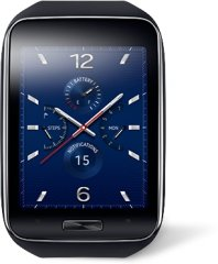 The Samsung Gear S, by Samsung