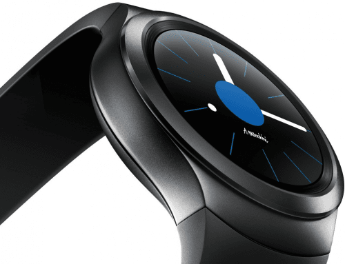 Picture 4 of the Samsung Gear S2.