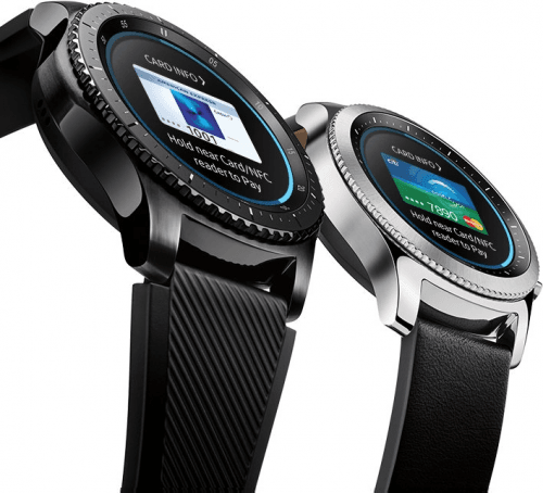 Picture 1 of the Samsung Gear S3 Frontier.