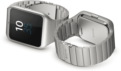 Picture 2 of the Sony SmartWatch 3.