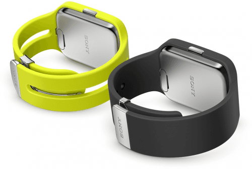 Picture 3 of the Sony SmartWatch 3.