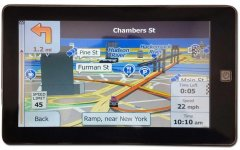 The TruckWayGPS ProSeries-720, by TruckWayGPS