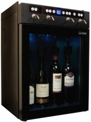 Vinotemp VT-WINEDISP4 4-Bottle