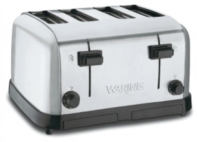 Waring Commercial Medium-Duty 4-Slot