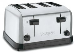The Waring Commercial Medium-Duty 4-Slot, by Waring