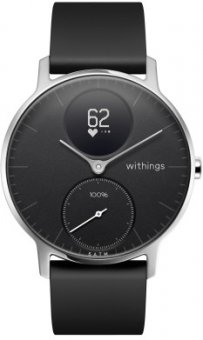 The Withings Steel HR, by Withings